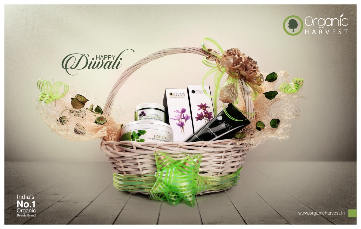 Diwali gifting ideas from Organic Harvest