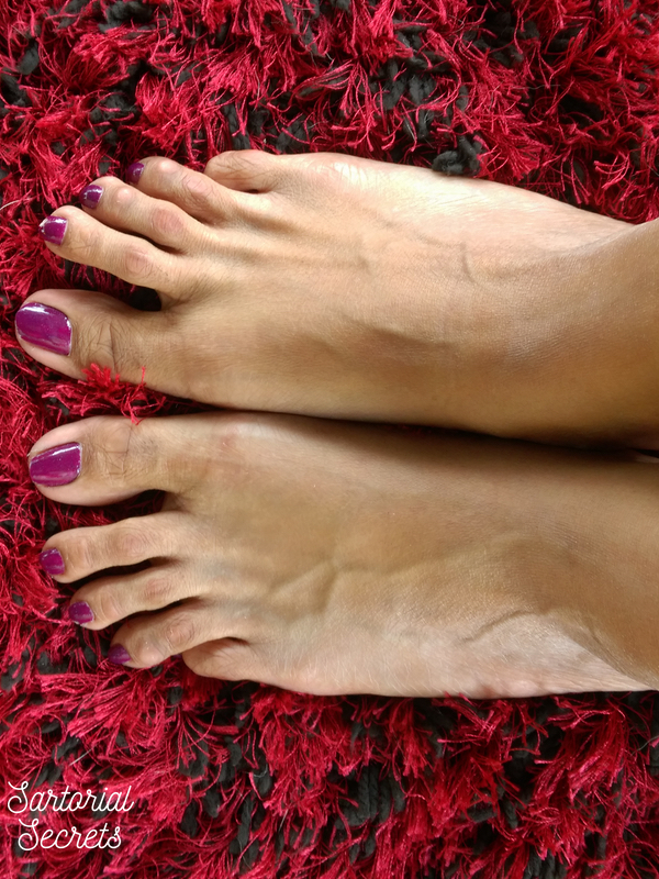 Luxury Deep Moisturizing Pedicure at Jean-Claude Biguine