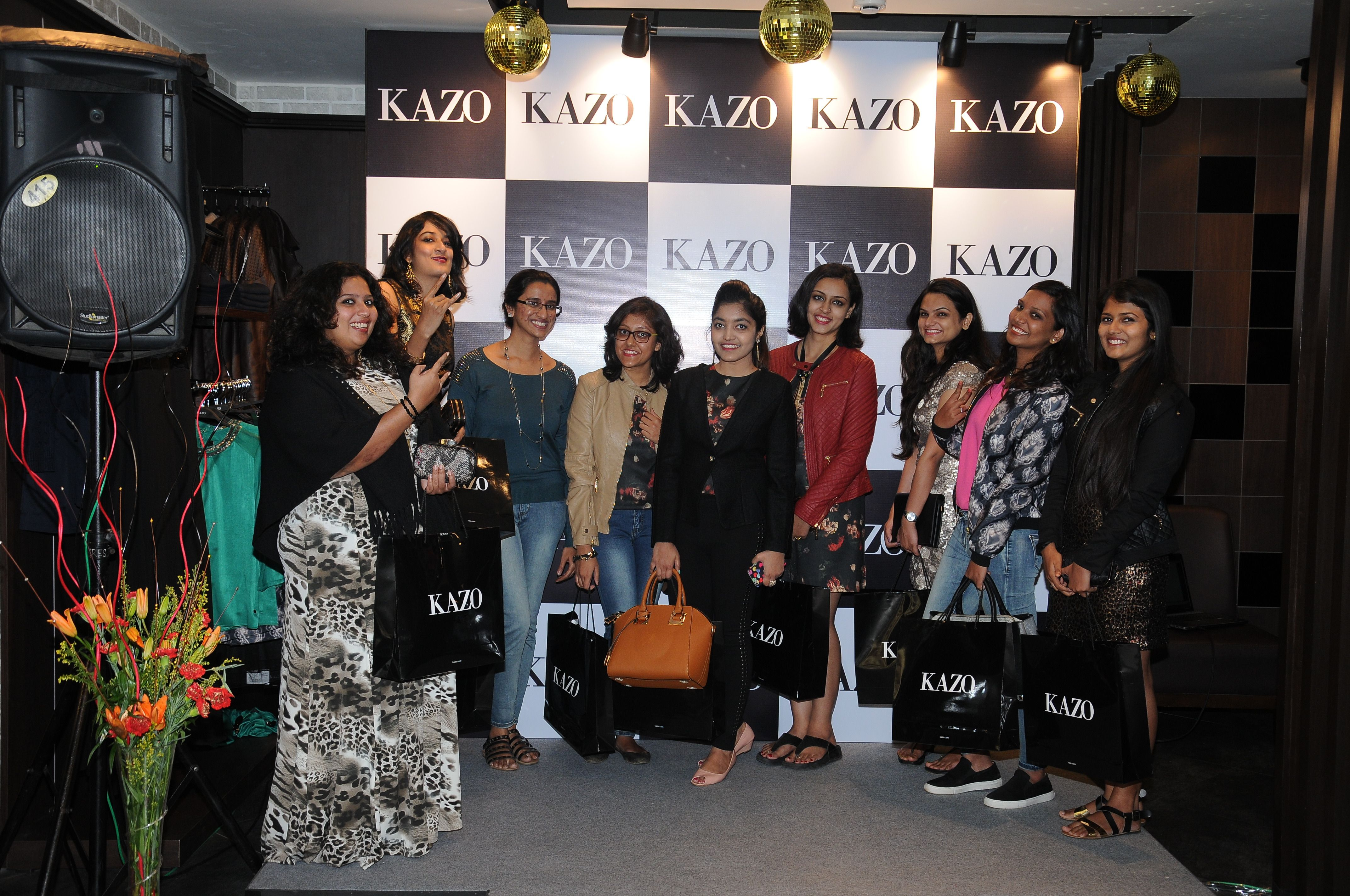 Kazo Autumn Winter Collection Launch