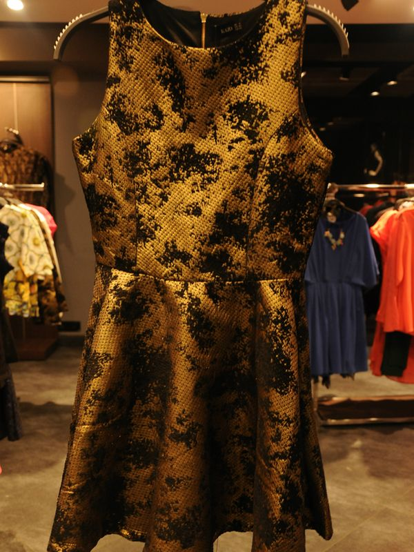 My winning style at the Kazo Autumn Winter Collection Preview