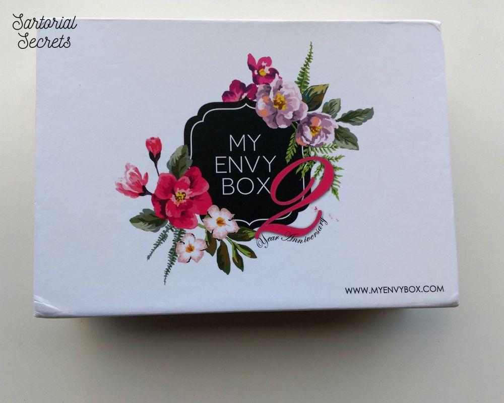 My Envy Box 2nd Anniversary Edition