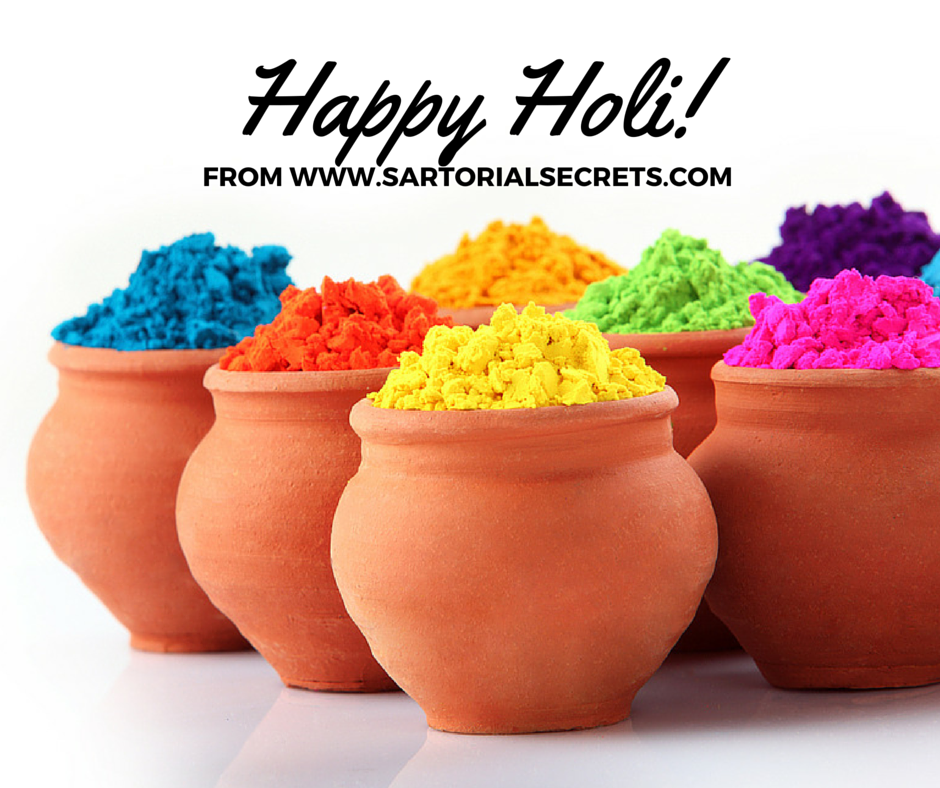 Fashion Beauty And Lifestyle Blogs: Celebrating Holi In All Its Colourful Glory!