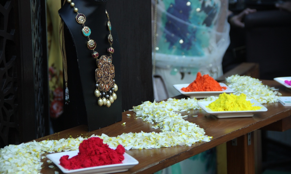 Preview of Jewellery Exhibition by Dipali Bhasin, Qutub New Delhi
