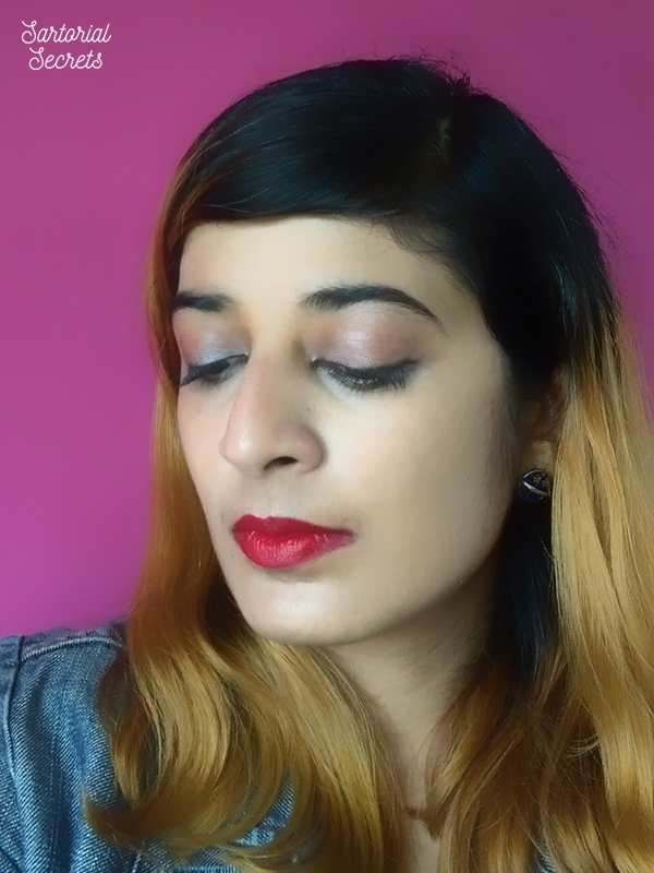 3 NYX Simply Red Lip Cream Swatches, Photos & Review