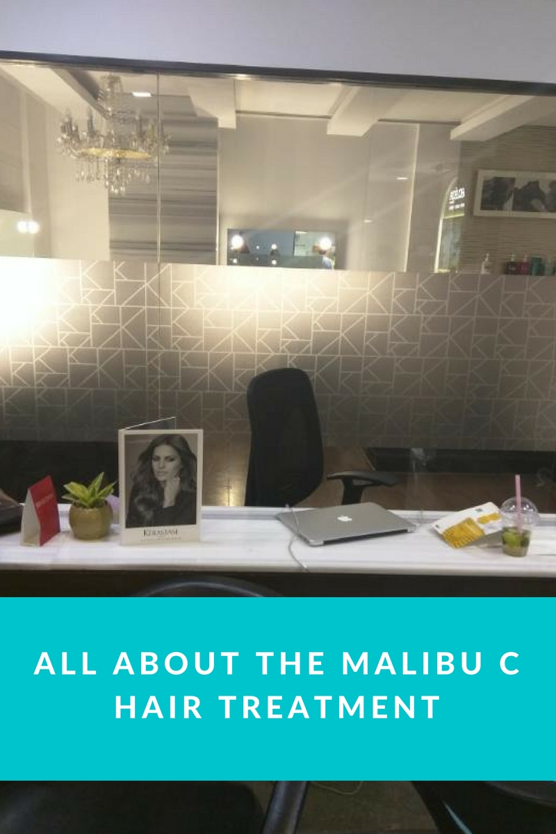 Say Goodbye to Damaged Tresses With The Malibu C Treatment!