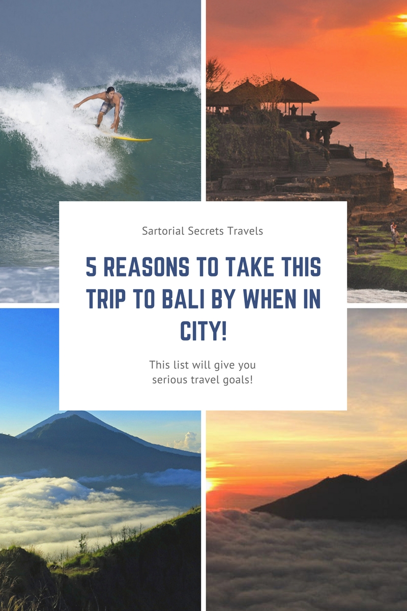 5 Reasons You Can't Miss This Action-Packed Trip to Bali by When In City!