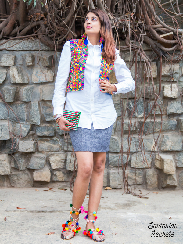 Bohemian Vibes - Outfit of the Day