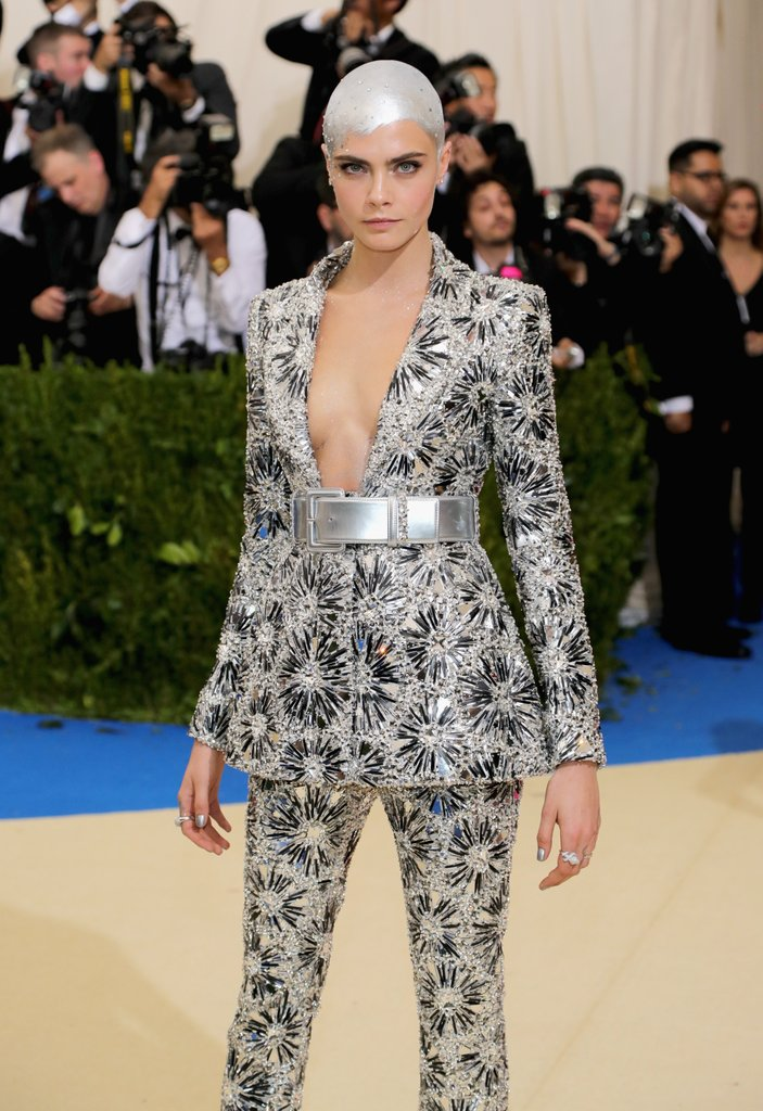 The 7 Most Stand-Out Looks From the Met Gala 2017
