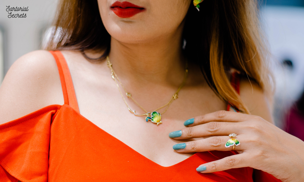 Of Dreams, Escapes and Art ft Caratlane Jewellery