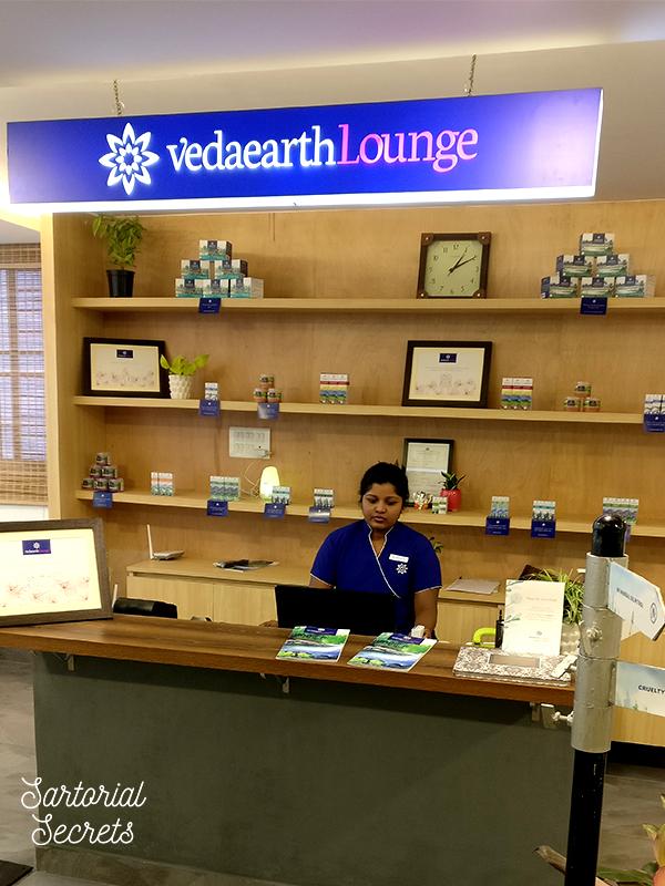 VedaEarth Lounge Jayanagar