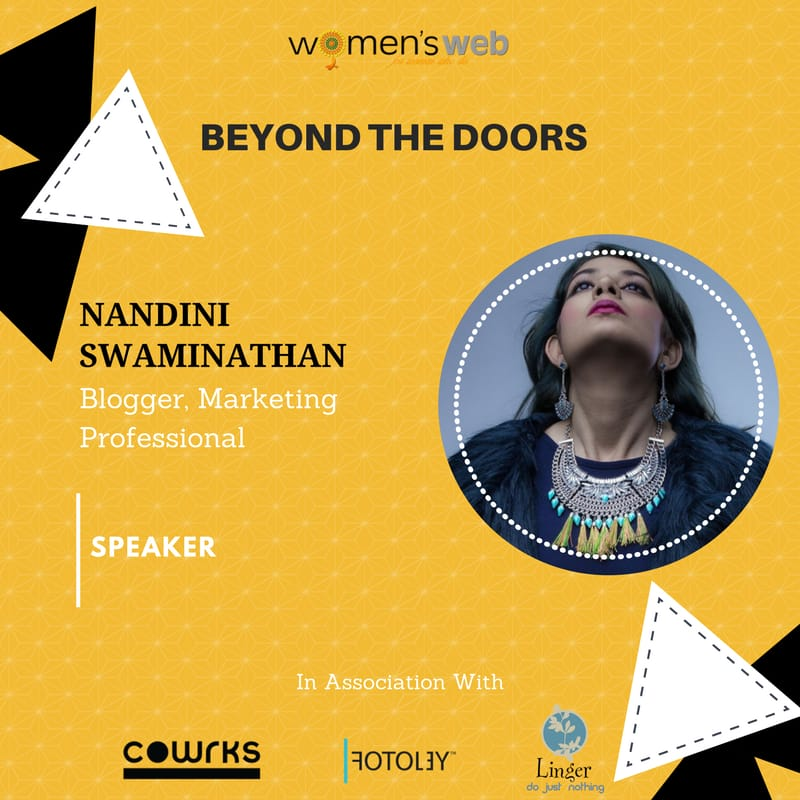 Beyond the Doors 2018 Women's Web