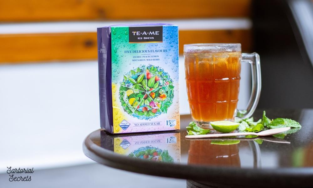 Long Island Iced Tea That Tastes Like Tea