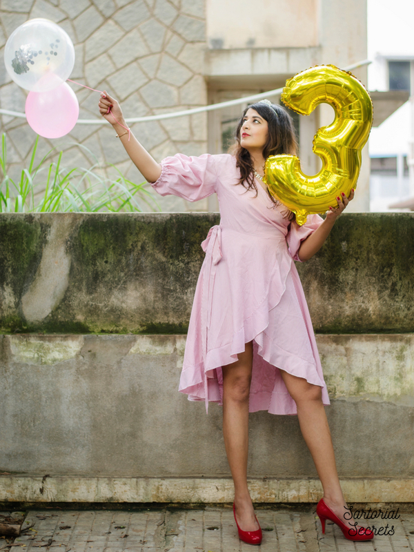 Sartorial Secrets Turns 3!