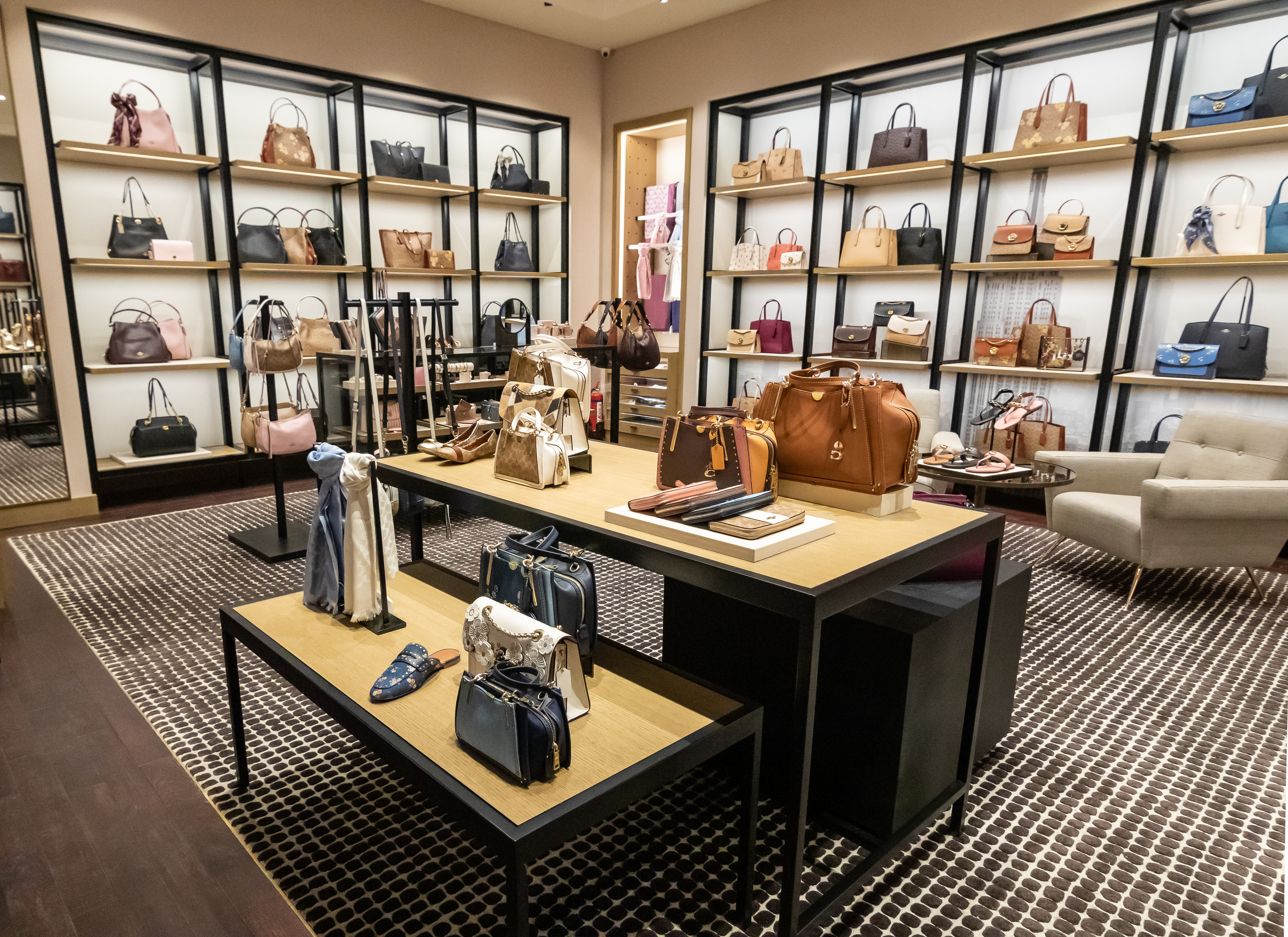 Coach Comes To Bangalore Opens First Store At The Collective Ub City